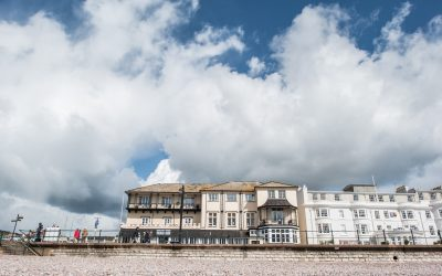 Escape the winter blues with a staycation break at the Bedford Hotel Sidmouth