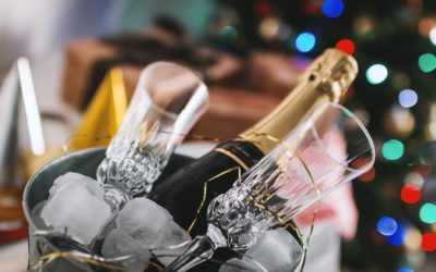 Christmas Party Night at Pyne's Bar and Restaurant, Sidmouth